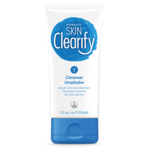 Herbalife Skin Clearify Cleanser - Helps fight acne and removes dirt and makeup