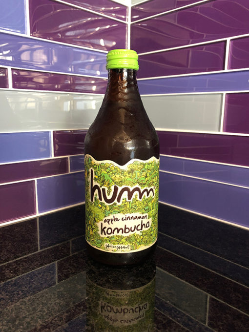 Humm Apple Cinnamon Kombucha