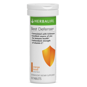 Herbalife Best Defense