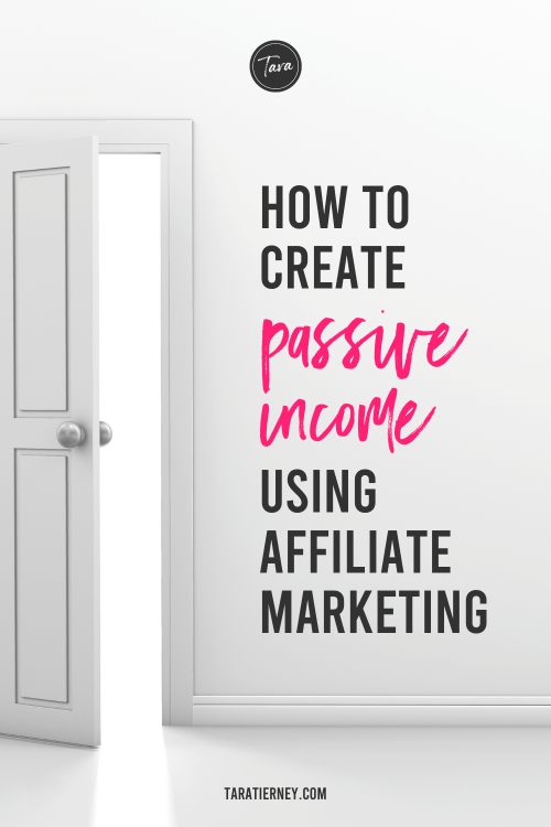 How to Create Passive Income Using Affiliate Marketing
