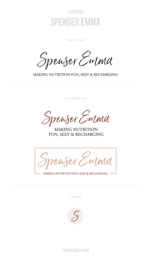 Logos Spenser Emma