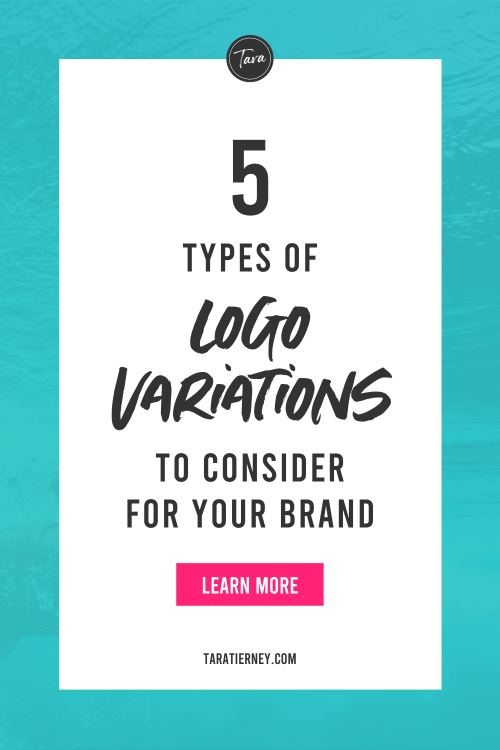 5 Types of Logo Variations to Consider for Your Brand
