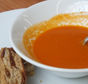 Old Fashioned Tomato Soup