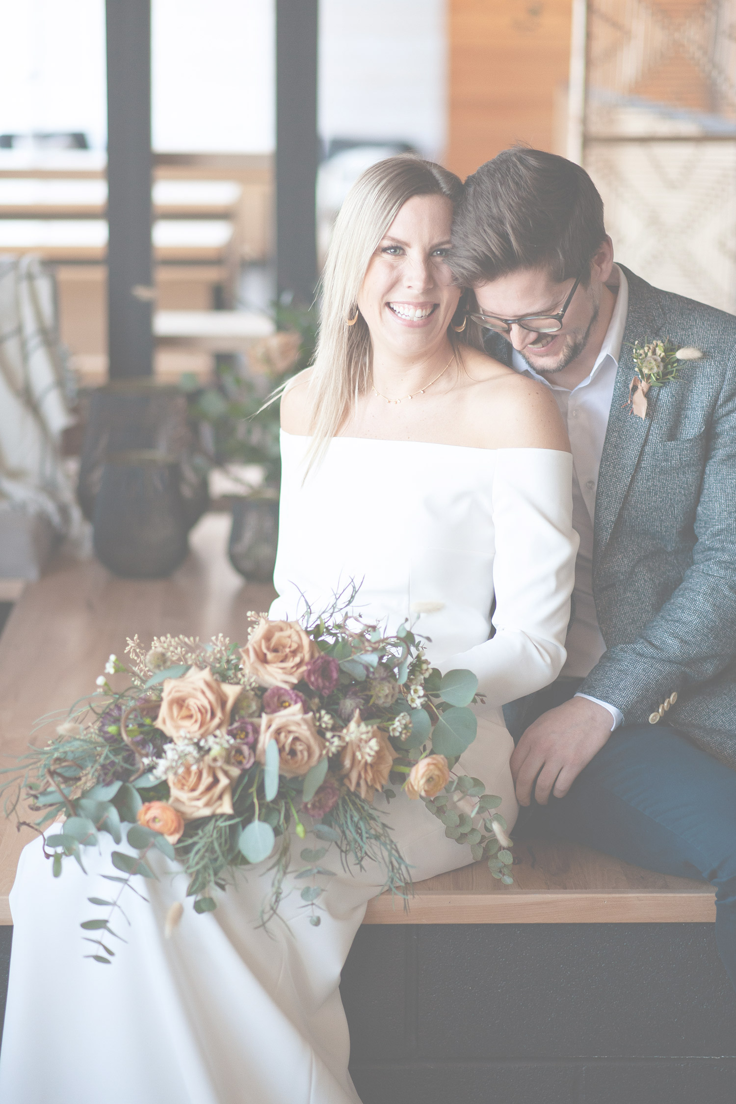 Joy curated elopements photographed by Tara Whittaker Photography