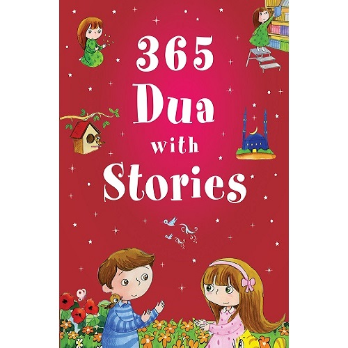 365 Dua With Stories for Kids