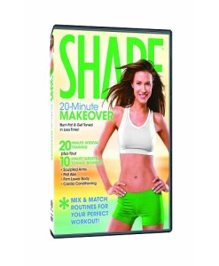 Shape: 20 Minute Makeover