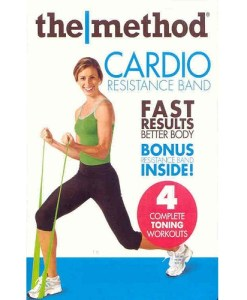 The Method: Cardio Resistance Band