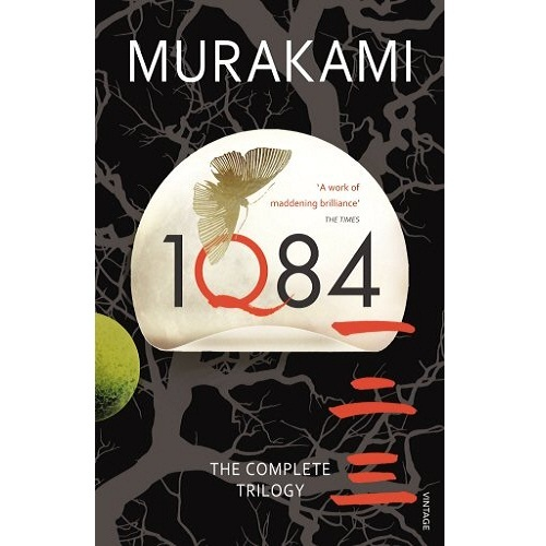 1Q84 Books 1, 2 and 3