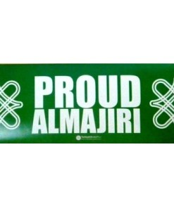 Proud Almajiri Sticker