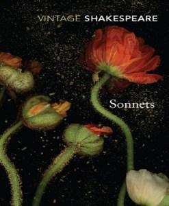 Sonnets Vintage Classics William Shakespeare