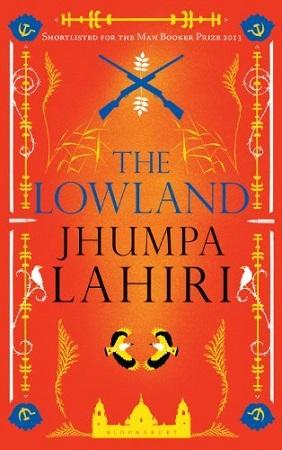 The lowland by Jhumpa Lahiri Hardcover
