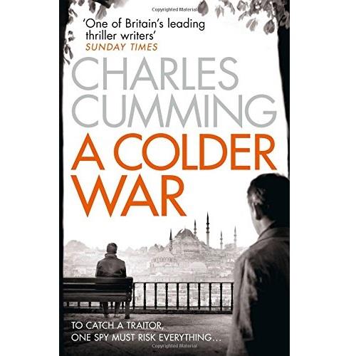A Colder War By Charles Cumming