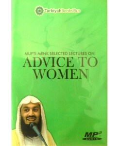 Advice-to-Women-A-Lecture-by-Mufti-Menk-Audio-CD