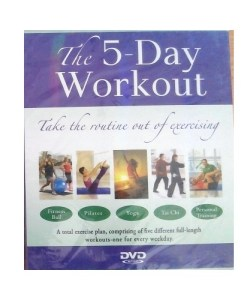 The 5-Day Workout: Take the routine out of exercising