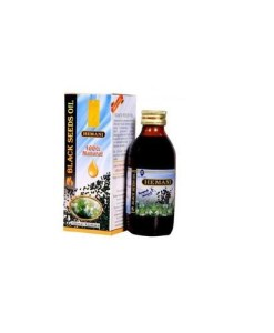 HEMANI Black Seeds Oil - 100% Pure & Natural 125ml