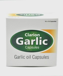 Clarion Garlic Capsules