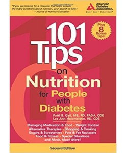 101 Tips on Nutrition for People with Diabetes (101 Tips Series)
