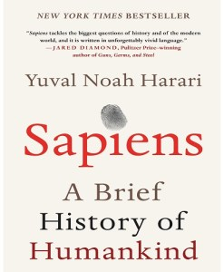 Sapiens: A Brief History of Humankind Paperback