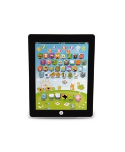 KIDS CHILDREN GIFT TOYS TABLET LAPTOP TOUCH ALPHABET EDUCATIONAL LEARN COMPUTER