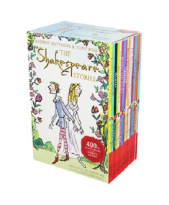 The Shakespeare Stories - 16 Books