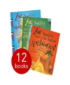 You Wouldn't Want to Live Without...Collection - 12 Books (Collection)