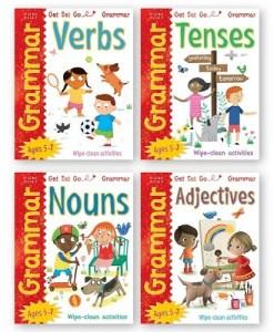Get Set Go Grammar 4-book set