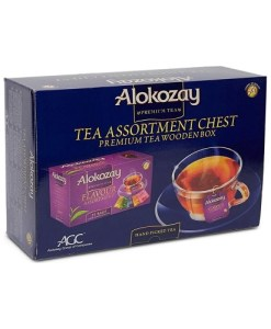 Alokozay Tea Assortment Chest