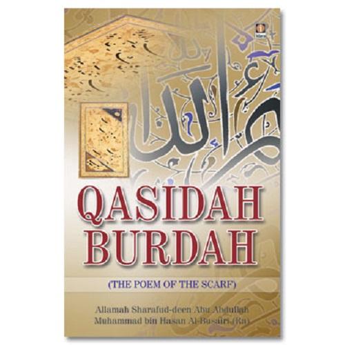 qasidah burdah - the poem of scarf
