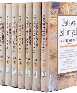 Fatawa Islamiyah Islamic Verdicts Set of 8 Volumes by Shaykh Abdul Aziz Ibn Abdullah Bin Baz