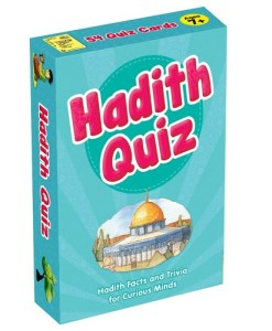 Hadith Quiz Cards [Pocket Size]