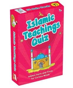 Islamic Teachings Quiz Cards [Pocket Size]