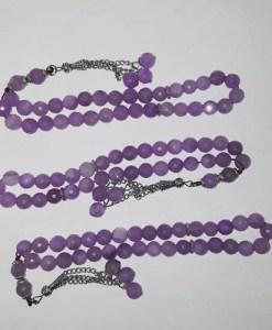 Authentic Amethyst prayer beads/tasbih