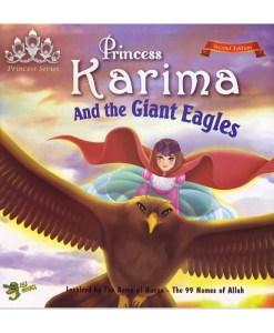 Princess Karima and the Giant Eagles (Princess Series)