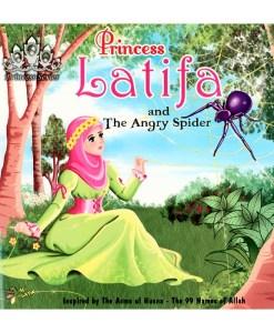 Princess Latifa and the Angry Spider (Princess Series)