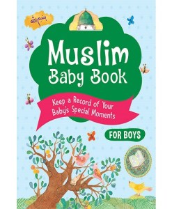 Muslim Baby Book (For Boys)