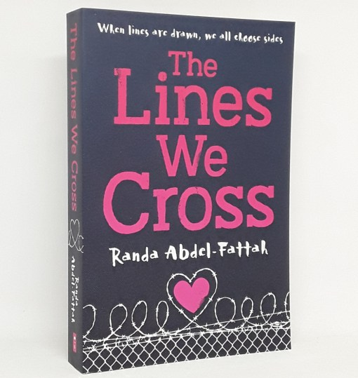 The Lines We Cross – Randa Abdel-Fattah
