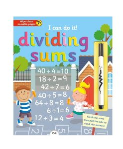I Can Do It Dividing Sums