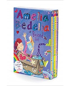 Amelia Bedelia 4 Vol. Boxed Set