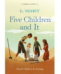 five children and it e. nesbit