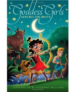 Goddess Girls #4: Artemis the Brave by Joan Holub, Suzanne Williams