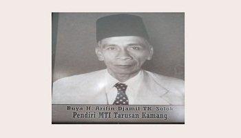 Buya Arifin Djamil Tuanku Solok Ulama yang Istiqamah dalam Dakwah
