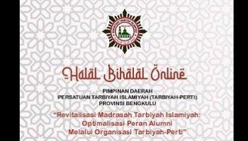 Revitalisasi Madrasah Tarbiyah Islamiyah Optimalisasi Peran Alumni Melalui Organisasi Tarbiyah-Perti