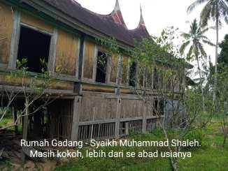Ke Munggu, Mengobat Rindu pada Syekh Muhammad Shaleh Padangkandih