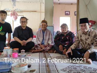 Mengunjungi Abuya Syekh Khatib Ilyas ke Titian Dalam, Surau Suluk Irsyadul Ibad