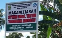 Pondok Pesantren Syekh Muhammad Yatim Masjelis Muzakarah Tertua di Padang Pariaman (Sebuah Catatan Perjalanan)