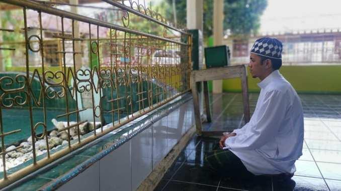 Ke Makam Syekh Muhammad Yunus, Tuanku Sasak Pasaman, Menziarahi Leluhur Keilmuan