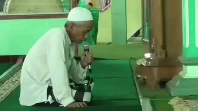 Pujian Shalawat dan Doa Setelah Azan
