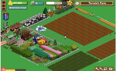 FarmVille no Facebook