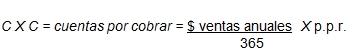 Formula contable