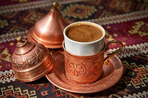 طريقة عمل القهوة التركية بمذاق عربي
